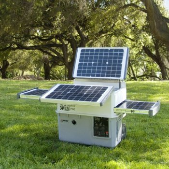 Portable Solar Power Generators Portable Quiet Generator