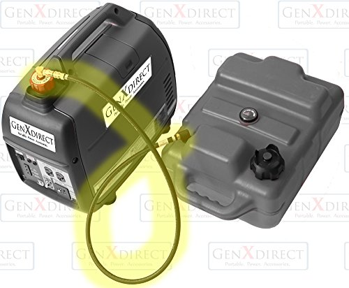 Extended Fuel Tank For Yamaha Generator