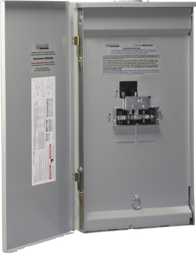 Square D Manual Transfer Switch Wiring Diagram : Reliance controls twb dr outdoor transfer panel